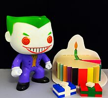 Joker Birthday by FendekNaughton