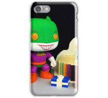 Joker/Batman Birthday iPhone Case/Skin