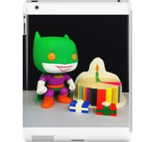 Joker/Batman Birthday iPad Case/Skin