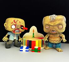 Zombie Birthday by FendekNaughton