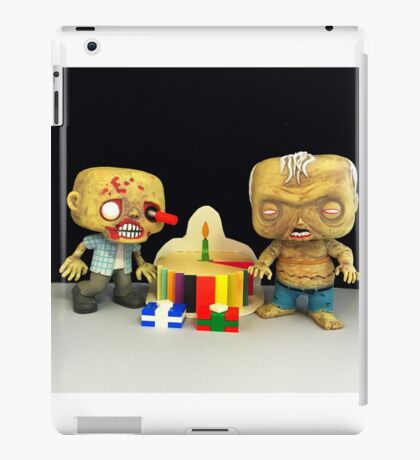 Zombie Birthday iPad Case/Skin