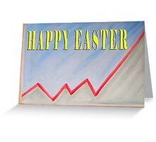 EASTER 72 Greeting Card