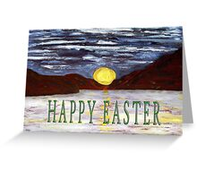 EASTER 73 Greeting Card