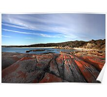 Bay Of Fires  - The Gardens Poster