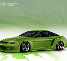 GreeN MaChinE by Joker
