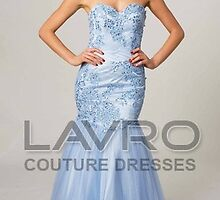 Stunning And Wide Collection Of Online Long Dresses In Australia by lavrocouture