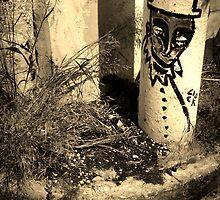 Graffiti  by Janelle Mikolaizik