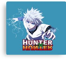 Kirua - Hunter x Hunter Canvas Print