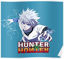 Kirua - Hunter x Hunter Poster