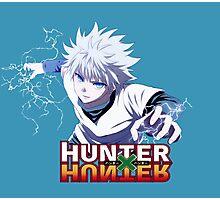 Kirua - Hunter x Hunter Photographic Print