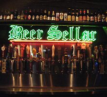Beer Sellar  by Debbi Tannock
