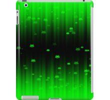 Space Invaders Matrix iPad Case/Skin