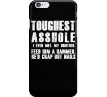 Tough as Nails iPhone Case/Skin