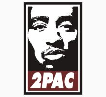 2pac by ResurrectYeezus
