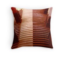 Looking For a Signal  Throw Pillow