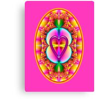 Have a Happy Valentine's Day Canvas Print