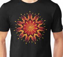 Fire Petals Unisex T-Shirt