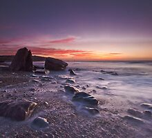 Hallet Cove, South Australia by Paul Thompson
