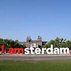 I AMSTERDAM by Segalili