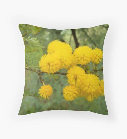 Acacia Throw Pillow