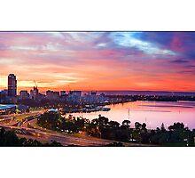 Sunrise Perth III  by Kirk  Hille