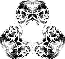 Meeting of Skulls by BorisBurakov