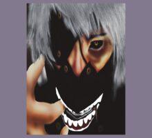 Tokyo Ghoul - Kaneki Kids Clothes