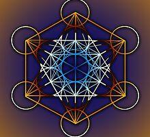 Metatrons Cube #1 by amira