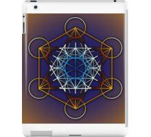 Metatrons Cube #1 iPad Case/Skin