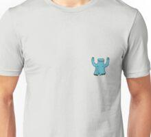 Gold tooth flasher elephant man Unisex T-Shirt