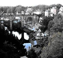 Knaresborough, England by Susan  McDonald