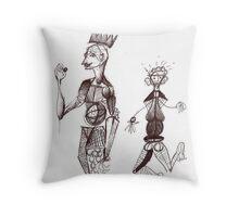 Creation Series #1 Throw Pillow