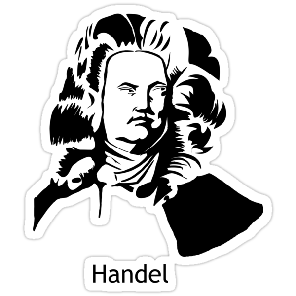 Handel by Michael Birchmore