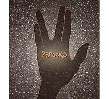 2SPOCKS Photographic Print