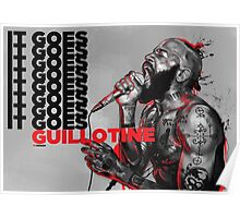 Guillotine Poster