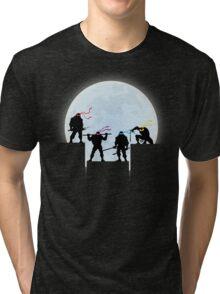 Ninjas Tri-blend T-Shirt