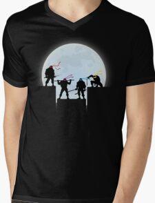 Ninjas Mens V-Neck T-Shirt