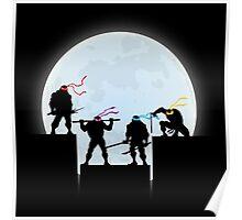 Ninjas Poster