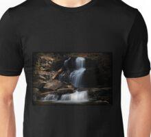 Shawnee Falls Autumn Morning Unisex T-Shirt