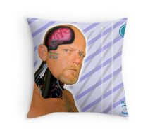 Butch 3.2 Throw Pillow