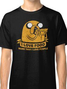 Food I love the Most Classic T-Shirt