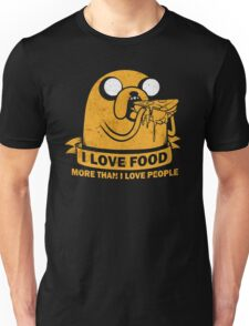 Food I love the Most Unisex T-Shirt