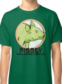 Piggly (also known as Piggly 3) Classic T-Shirt