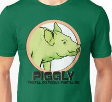 Piggly (also known as Piggly 3) Unisex T-Shirt