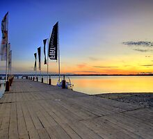pier by Qba from Poland