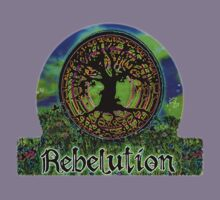 Rebelution Tree of Life 'Bright Side of Life' #3 Beautiful Artwork #2 Kids Clothes