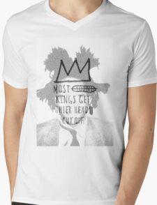 king of the art Mens V-Neck T-Shirt