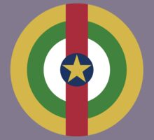 Central African Republic Air Force - Roundel Kids Tee