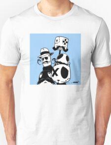Moustache gang by ArteCita T-Shirt