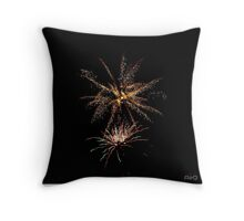 Jelly Fish Star Throw Pillow